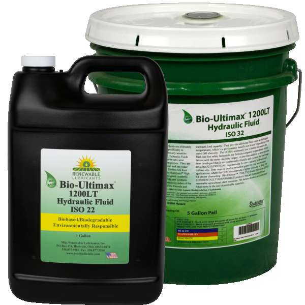 Bio Ultimax 1200 LT Hydraulic Fluid GROUPING