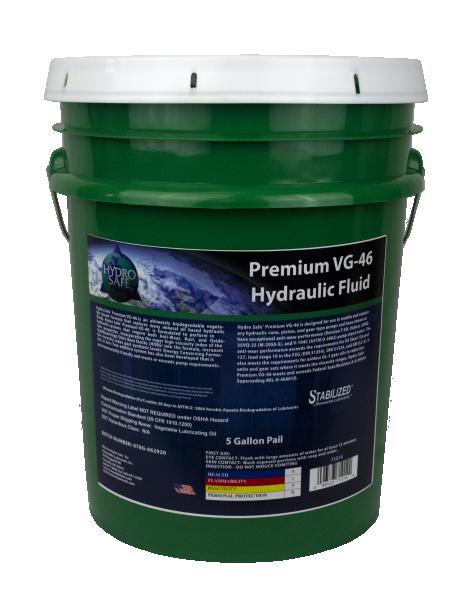 71014 Premium VG 46 Hydraulic Fluid