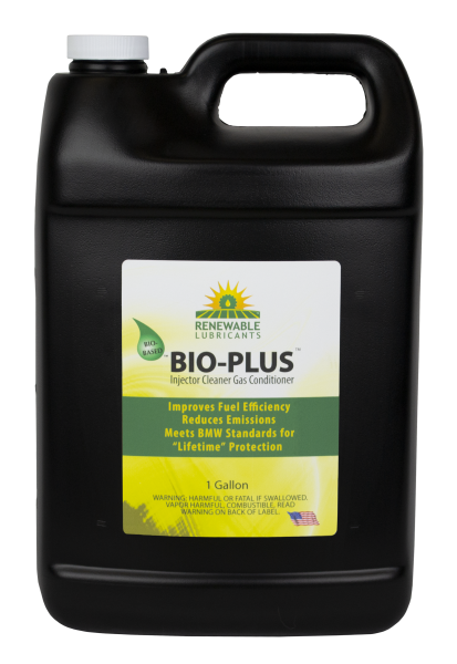 80423 Bio Plus Injector Cleaner Gas Conditioner 1 Gal front