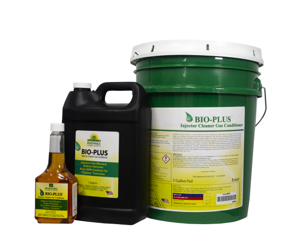 80424 group Bio Plus Injector Cleaner Gas Conditioner