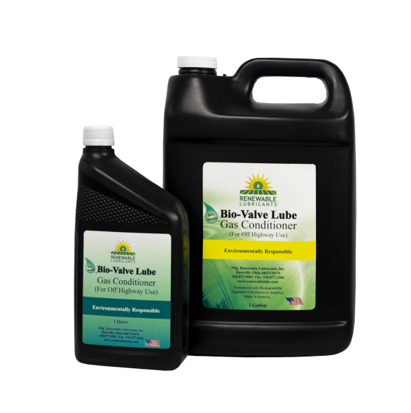 80433 group Bio Valve Lube Gas Conditioner For Off Highway Use