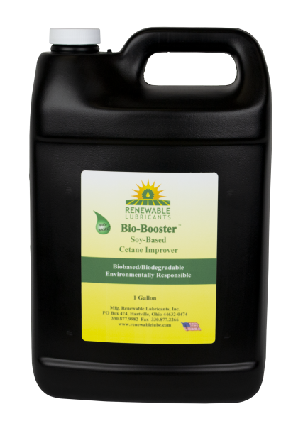 80503 Bio Booster Soy Based Cetane Improver 1 Gal front