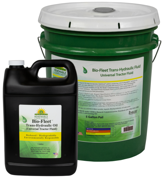 81204 Bio Fleet Trans Hydraulic Universal Tractor Fluid Group