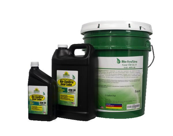 82134 group Bio Syn Xtra SAE 80 W90 Gear Oil GL 5