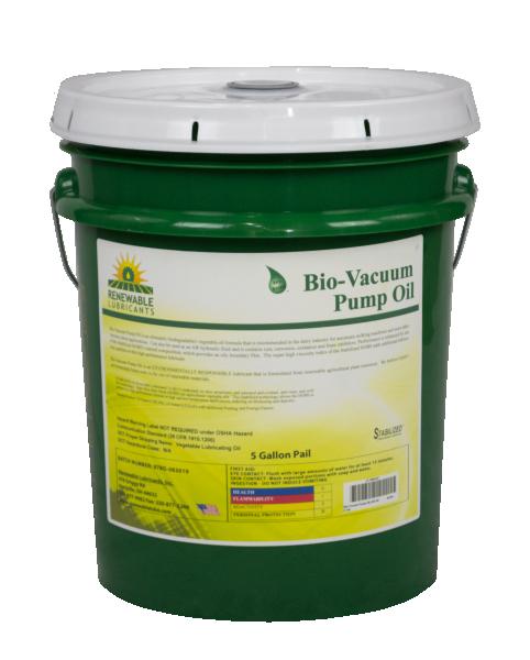 84104 Bio Vacuum Pump Oil 5 Gal Pail