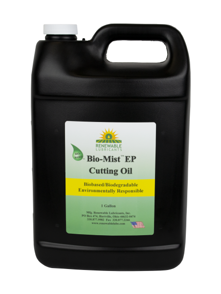 86733 Bio Mist EP Cutting Oil 1 Gal front