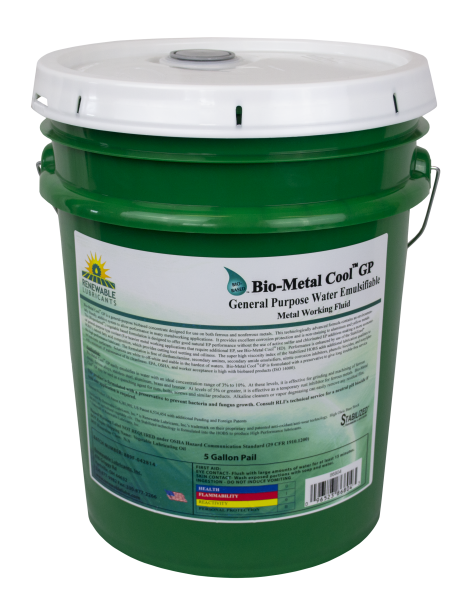 86804 Bio Metal Cool GP 5 Gal Pail