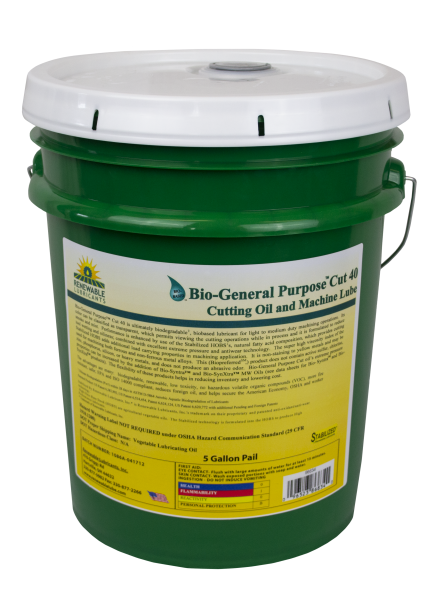 86834 Bio GP Cut 40 5 Gal