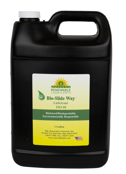 86913 Bio SW Slide Way Lubricants ISO 68 1 Gal front