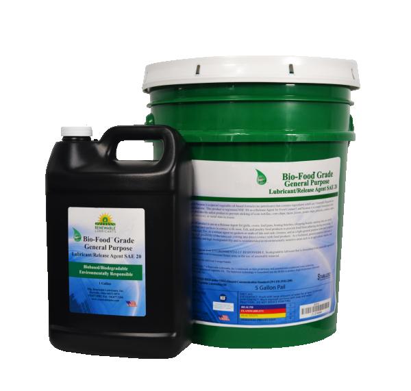 87014 group Bio Food Grade GP Lubricant SAE 20