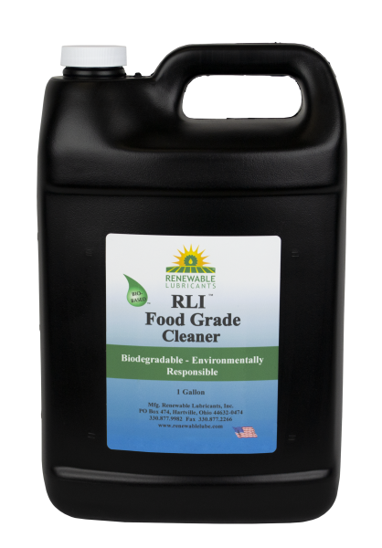 87813 RLI Food Grade Cleaner 1 Gal front