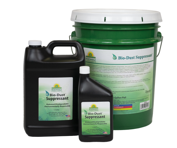 Bio Dust Suppressant